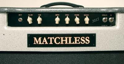 Matchless 30/15