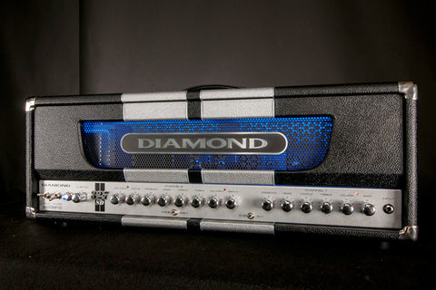 Diamond Amplification / Soldano Amplification 327SD 100 watt Guitar Amplifier