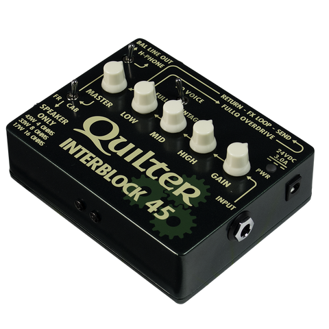 Quilter Performance Amplification - InterBlock 45