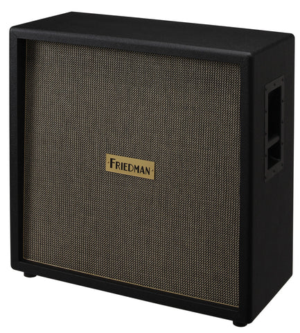 "Friedman Amplification Vintage 4x12"" Straight Front Speaker Cabinet"
