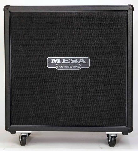 "Mesa Boogie 4x12"" Recto Traditional Straight Cabinet"