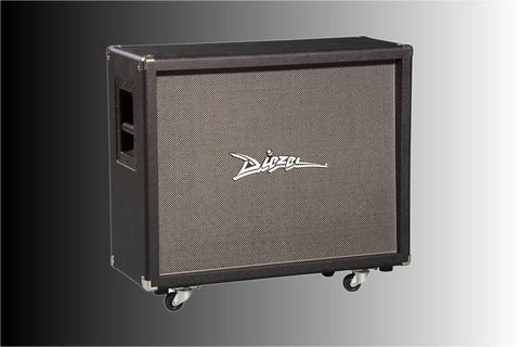 "Diezel 2x12"" Rear Loaded Cabinet / Celestion G12-65"