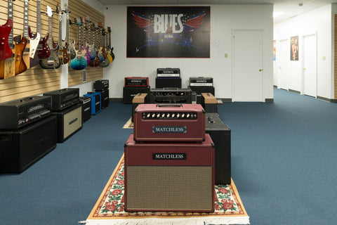 Matchless Independence 35 - (35 Watt Head with Reverb)