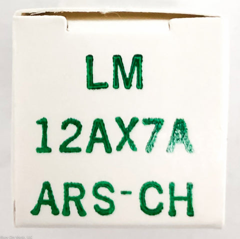 ARS 12AX7A LM (Low Microphonic)