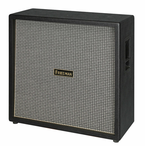 "Friedman Amplification Checkered ""Butterslax"" (4x12/15"" Straight Front Speaker Cabinet)"