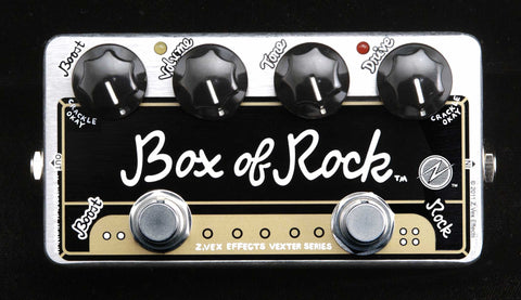 ZVEX Effects Box of Rock