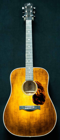 MacMillan Guitars - Dreadnought - Englemann Spruce Top - Curly Maple B/S - #061