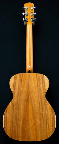 MacMillan Guitars - Orchestra Model - Cedar Top - KOA B/S - #059