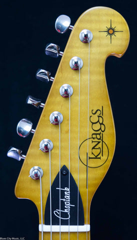 Knaggs Guitars - Choptank HT - Butterscotch