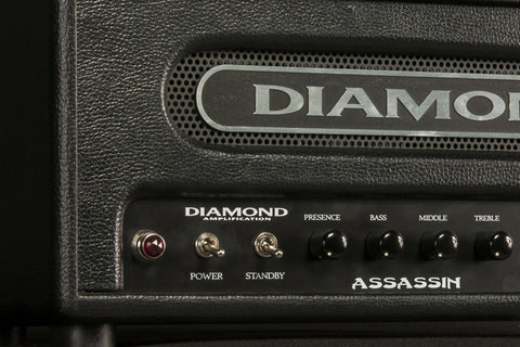 Diamond Amplification Assassin 22 Watt Tube Amplifier
