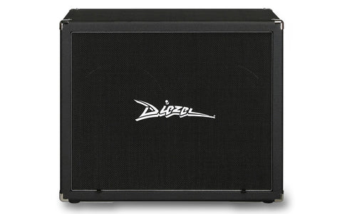 "Diezel 2x12"" Front Loaded Cabinet / Celestion V30"