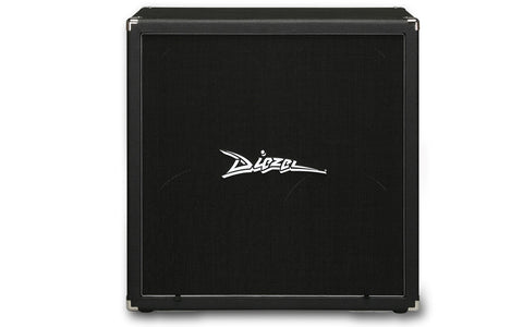 "Diezel 4x12"" Front Loaded Cabinet / Celestion G12K100"