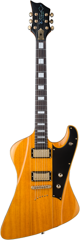 Diamond Guitars Hailfire EX Electric Guitar - Korina