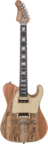 Diamond Guitars Maverick SM Electric Guitar - Satin Natural