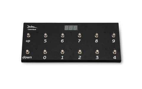 Diezel Amplification Columbus Midi Switcher