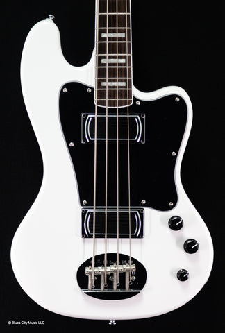 Lakland Guitars Skyline - Decade 4 - White - Rosewood