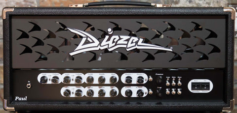 Diezel Amplification Paul