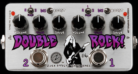ZVEX Effects Double Rock