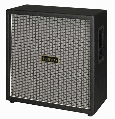 "Friedman Amplification Checkered ""Butterslax"" (4x12"" Straight Front Speaker Cabinet)"