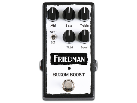 Friedman Amplification - Buxom Boost