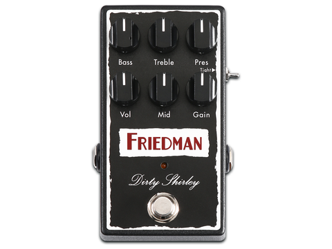 Friedman Amplification - Dirty Shirley Overdrive