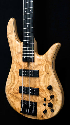 2018 Fodera Monarch Standard Special - 4 String Bass