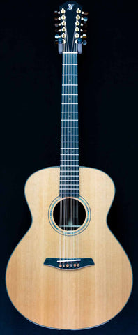 Furch - Yellow Plus - Grand Auditorium - Cedar Top - Rose Wood B/S - 12 String