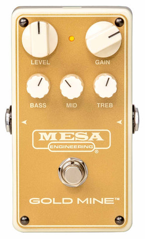 Mesa Boogie Gold Mine - California High Gain