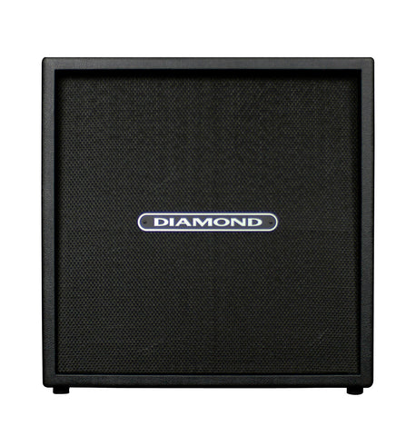 "Diamond Amplification USA 4x12"" cabinet black grille cloth"