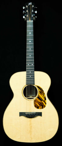MacMillan Guitars - Orchestra Model - Bear Claw Sitka Spruce Top - KOA B/S - #067