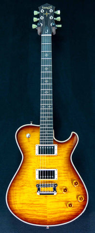 Knaggs Guitars - Influence Kenai - Hickory Burst