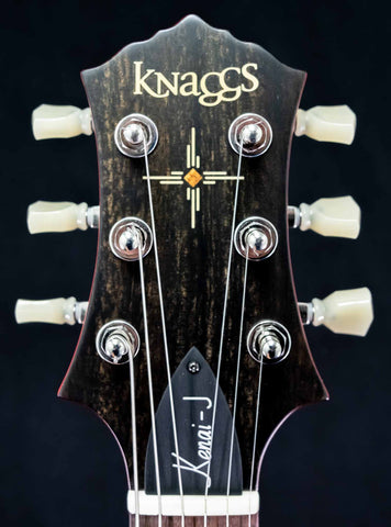 Knaggs Guitars - Influence Kenai J - Ferrari Red