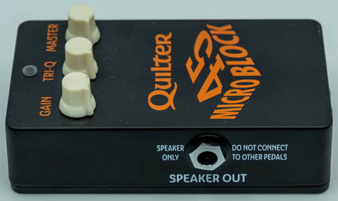 Quilter Performance Amplification - Micro Block 45 - Head
