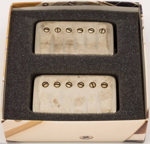 Bare Knuckle Pickups - Mule Set - Unpotted - Aged