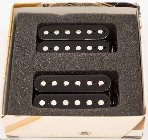 Bare Knuckle Pickups - Mule Set - Potted - Black