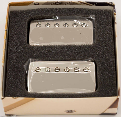 Bare Knuckle Pickups - PG Blues Set -Black