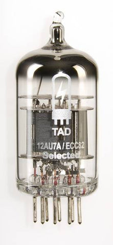 TAD 12AU7A / ECC82 Premium Selected (Balanced)