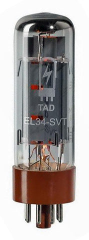 TAD EL34 - SVT - (Winged SED) - Premium Matched - Quad
