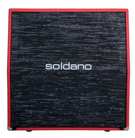 "Soldano 4 x 12"" Slant Cabinet (No Speakers)"