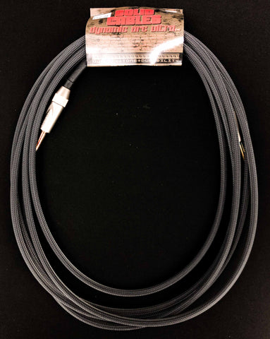 Solid Cables Dynamic Arc Ultra (DAU) / instrument cable