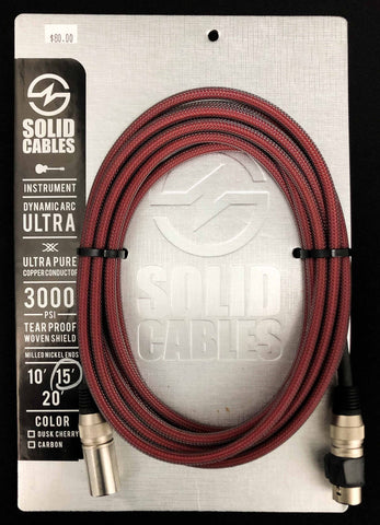 Solid Cables Dynamic Arc BETA / instrument cable