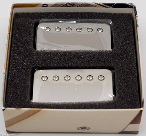 Bare Knuckle Pickups - Stormy Monday Set - Unpotted - Nickel