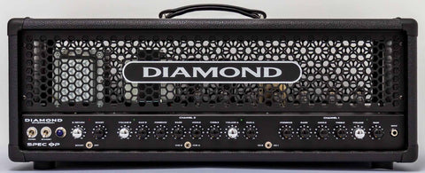 Diamond Amplification Spec Op 100 Watt USA Made Tube Amplifier