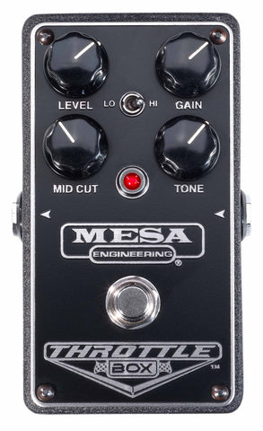 Mesa Boogie Throttle Box - Overdrive