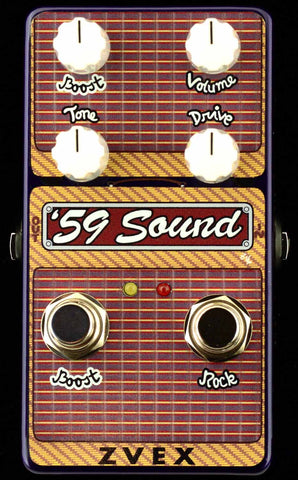 ZVEX ZEffects Vexter 59' Sound Vertical