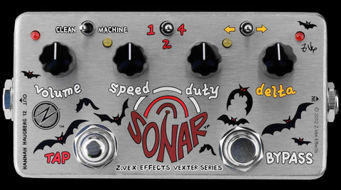 ZVEX Effects Vexter Sonor
