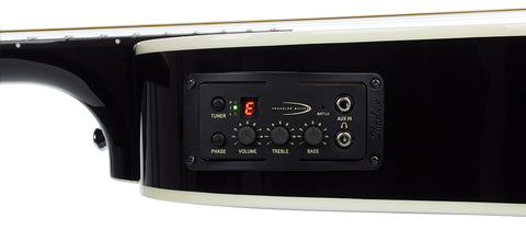 Traveler Acoustic AG-205 EQ (Black)