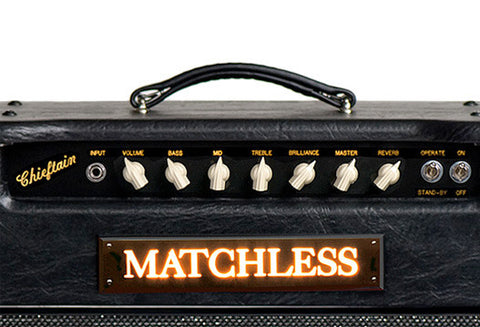 Matchless Chieftan
