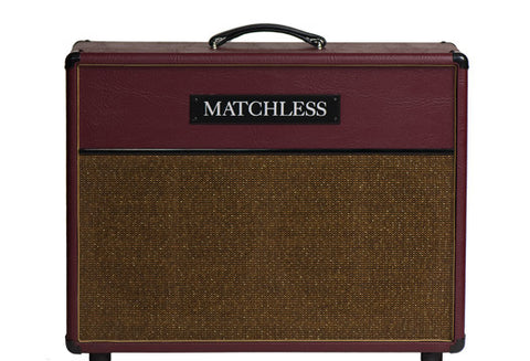 "Matchless ESD 2x12"" Open Back Cabinet - 60 watts"