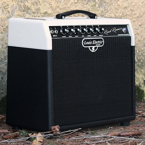 "Louis Electric Road Runner 1 x 10"" Combo"